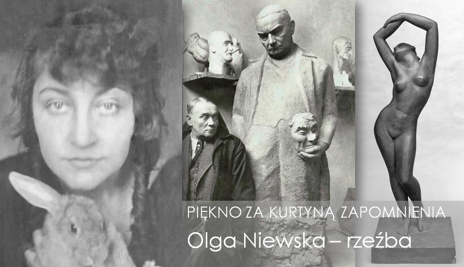 Olga Niewska - rzeźba
