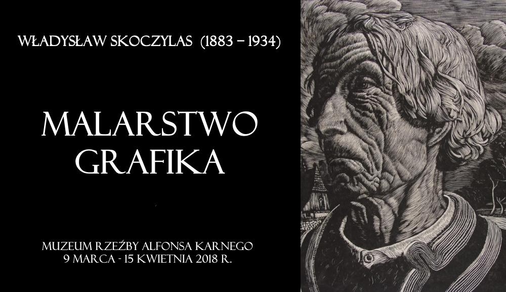 Władysław Skoczylas Malarstwo i grafika Karny