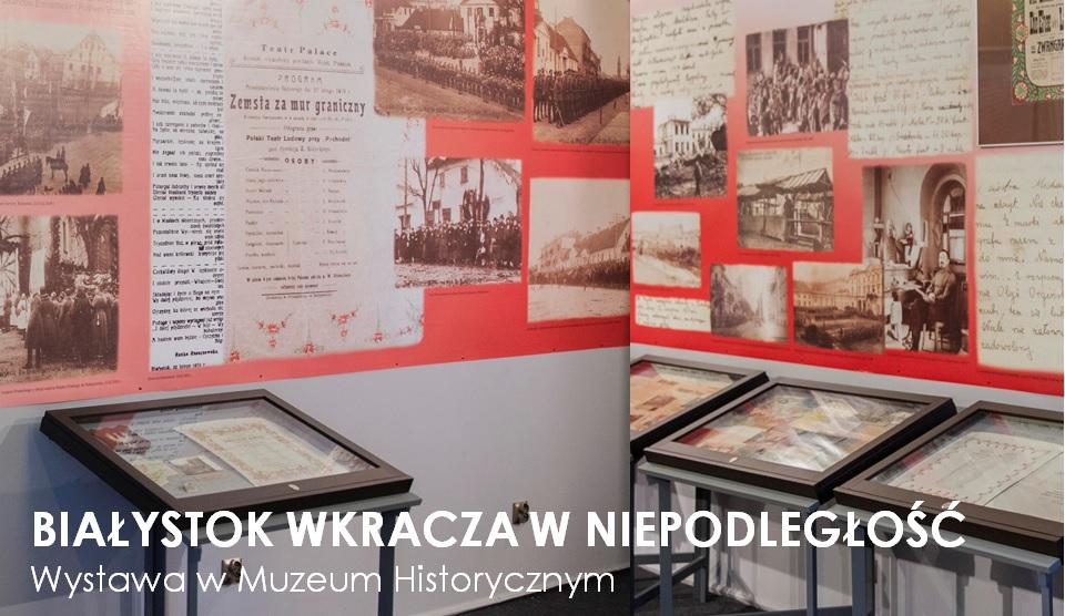 Białystok wkracza w niepodległość
