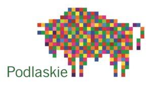 Barwne logo Województwa Podlaskiego