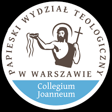 Barwne logo Papieskiego Wydziału Teologicznego w Warszawie sekcja św. Jana Chrzciciela