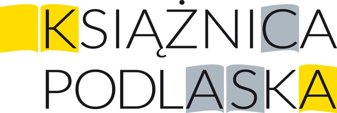Barwne logo Książnicy Podlaskiej