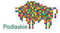 Kolorowe logo Wrót Podlasia.