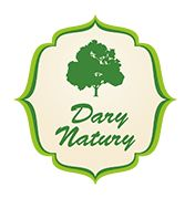Kolorowe logo Dary Natury