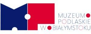 Kolorowe logo Muzeum Podlaskiego w Białymstoku