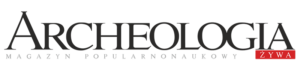 Kolorowe logo magazynu Archeologia Żywa